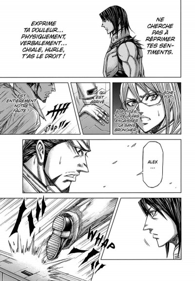 Page 7 Terra Formars tome 7