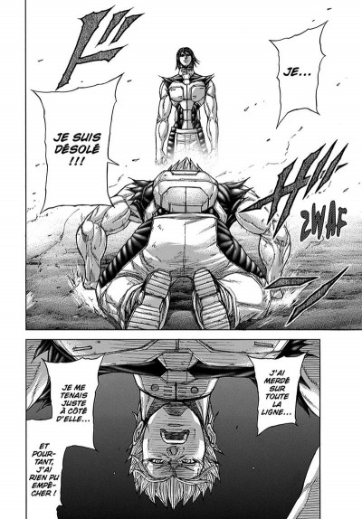 Page 8 Terra Formars tome 7