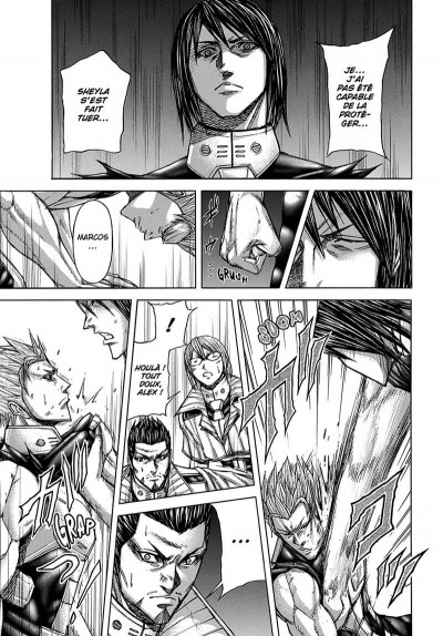 Page 9 Terra Formars tome 7