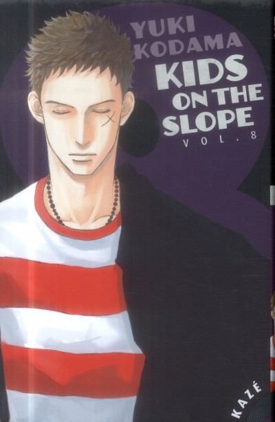 Couverture Kids on the slope tome 8