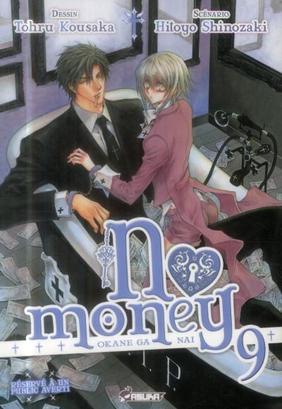 Couverture No Money tome 9