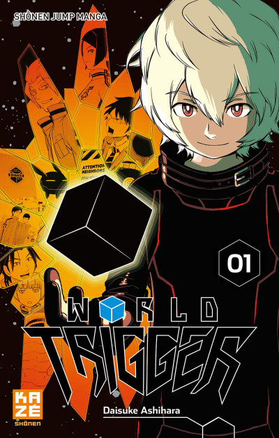 Couverture World Trigger tome 1