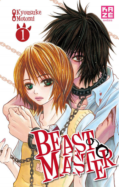 Couverture Beast Master tome 1