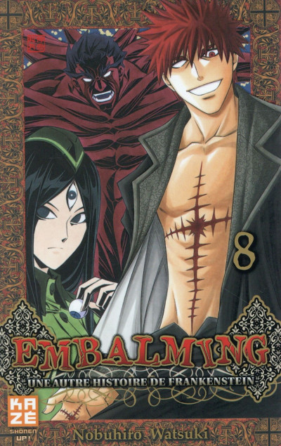 Couverture Embalming tome 8