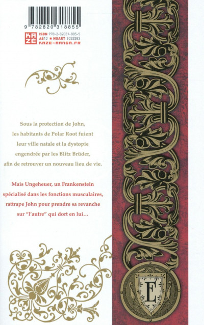 Dos Embalming tome 8