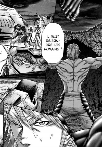 Page 4 Terra Formars tome 8
