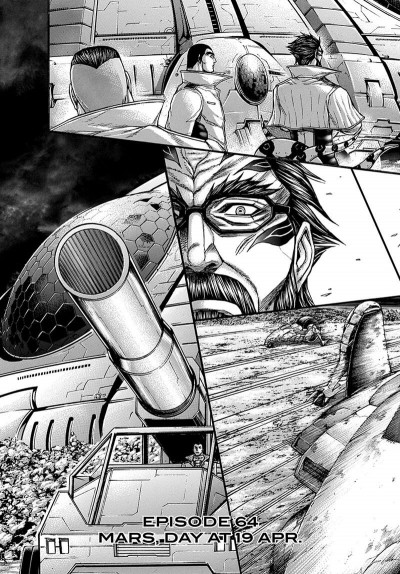 Page 5 Terra Formars tome 8