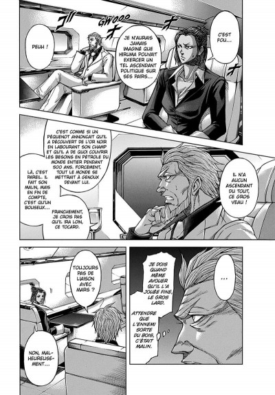 Page 6 Terra Formars tome 8