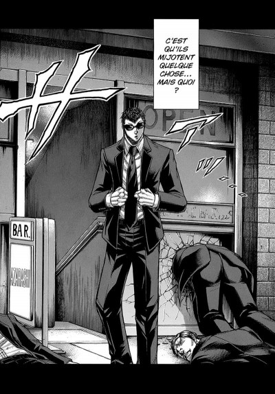 Page 8 Terra Formars tome 8