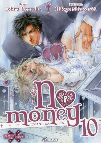 Couverture No Money tome 10