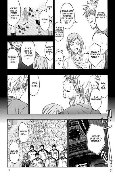 Page 8 Kuroko's Basket tome 20