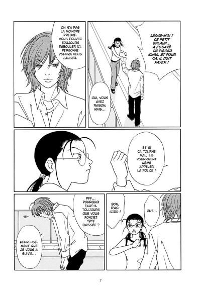 Page 8 Gokusen tome 11