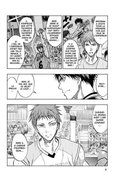 Page 7 Kuroko's Basket tome 21