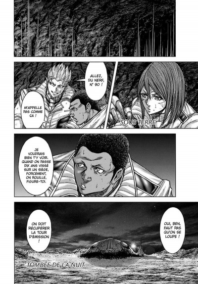 Page 4 Terra Formars tome 10