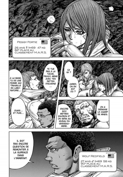 Page 6 Terra Formars tome 10