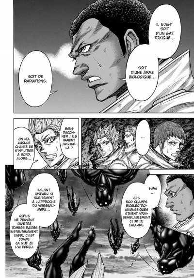Page 8 Terra Formars tome 10