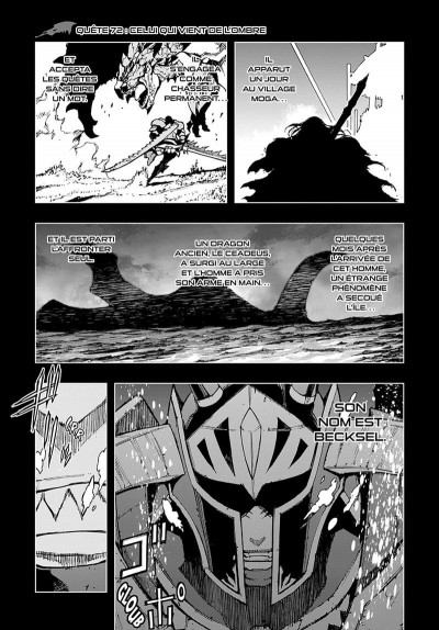 Page 6 Monster Hunter Flash tome 10