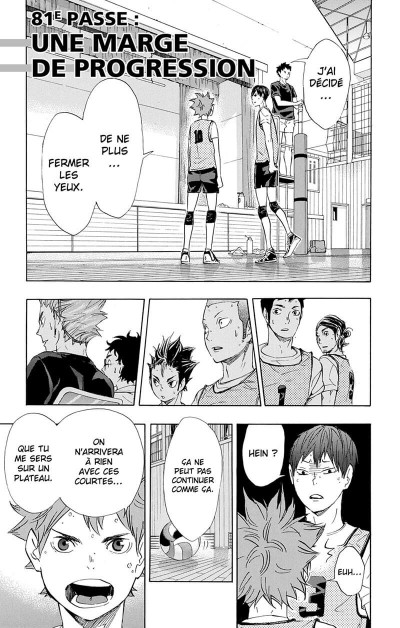 Page 6 Haikyu !! - Les As du Volley tome 10