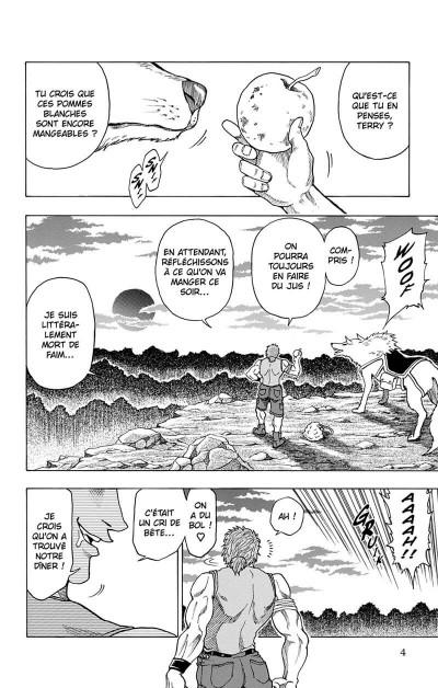Page 5 Toriko et autres histoires savoureuses