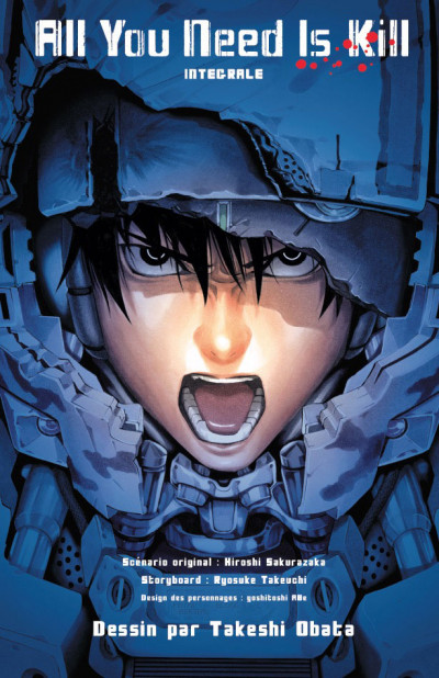 Couverture All You Need Is Kill - Intégrale collector