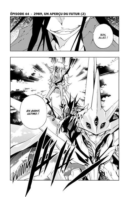 Page 8 Ultimo tome 11