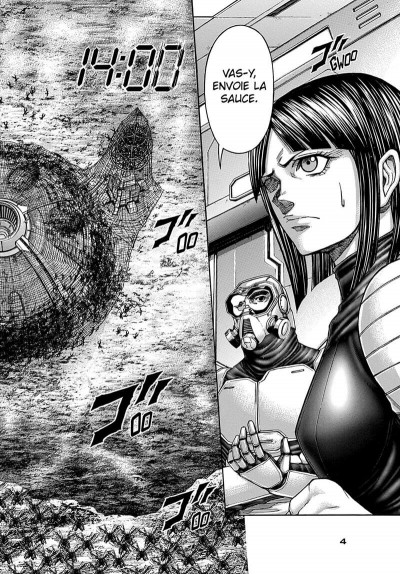 Page 5 Terra Formars tome 11