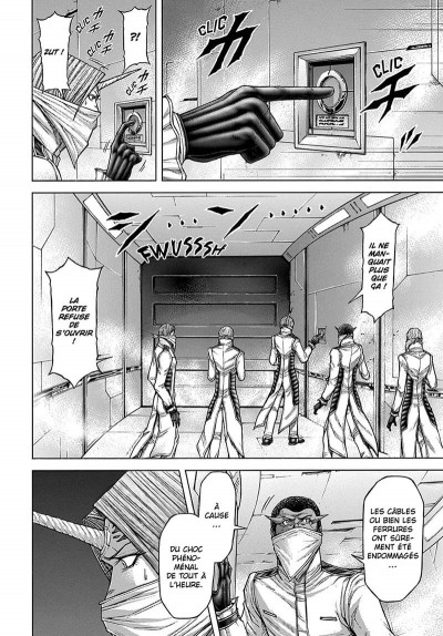 Page 7 Terra Formars tome 11