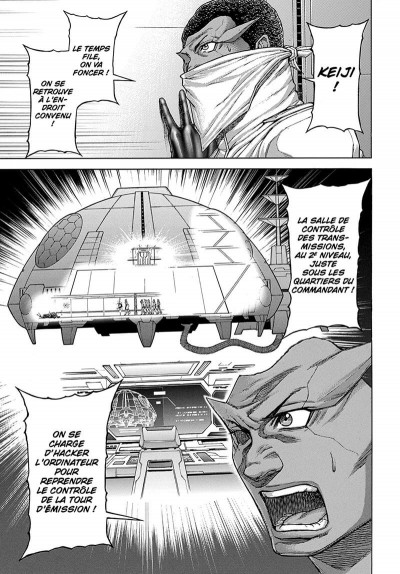 Page 8 Terra Formars tome 11