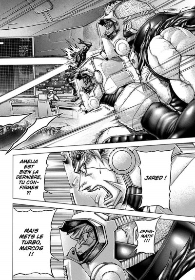Page 9 Terra Formars tome 12