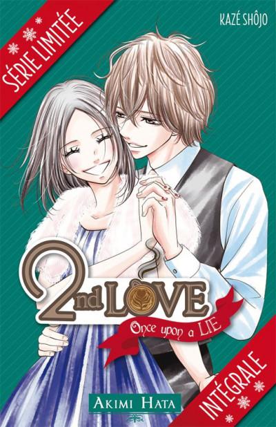 Couverture 2nd Love - Coffret tomes 1 à 5