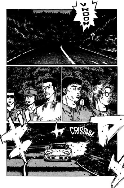 Page 5 Initial D tome 32
