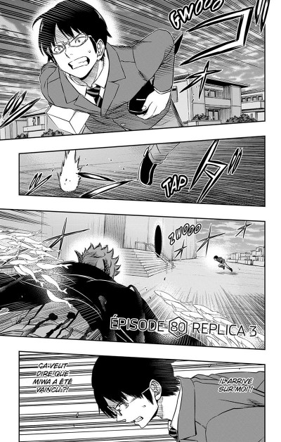 Page 8 World trigger tome 10