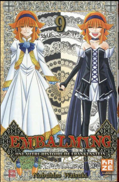 Couverture Embalming tome 9