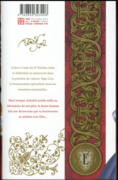 Dos Embalming tome 9