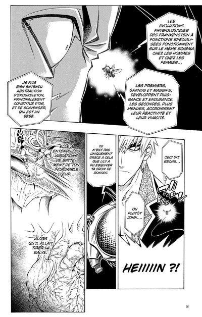 Page 9 Embalming tome 9