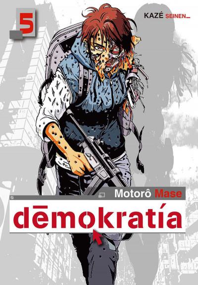 Couverture Demokratia tome 5
