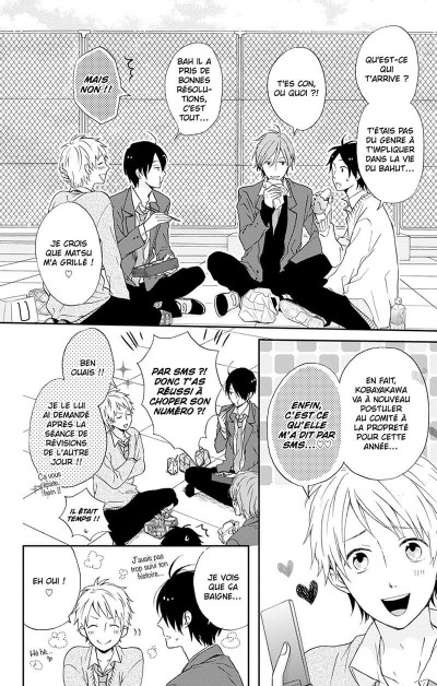 Page 7 Rainbow days tome 2