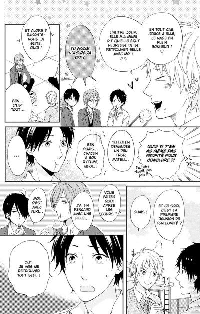 Page 8 Rainbow days tome 2