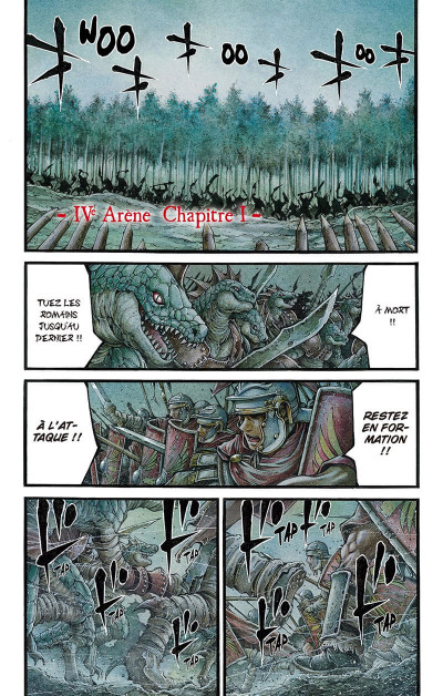 Page 2 Bestiarius tome 4