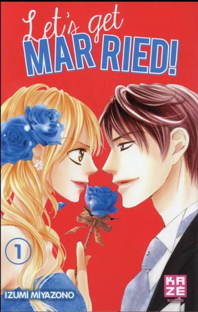 Couverture Let's get married ! tome 1