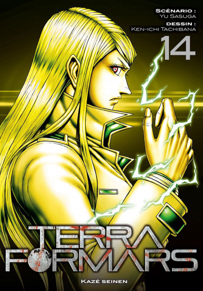Couverture Terra formars tome 14