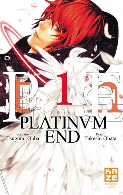Couverture Platinum end tome 1