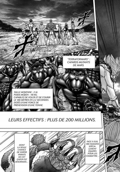 Page 6 Terra formars tome 15