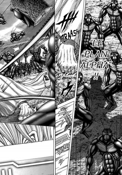 Page 7 Terra formars tome 15