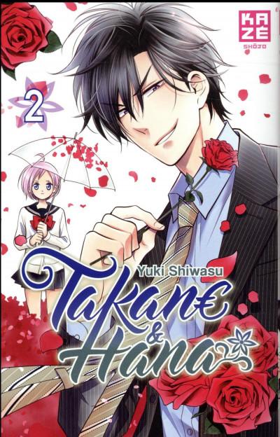 Couverture Takane & Hana tome 2