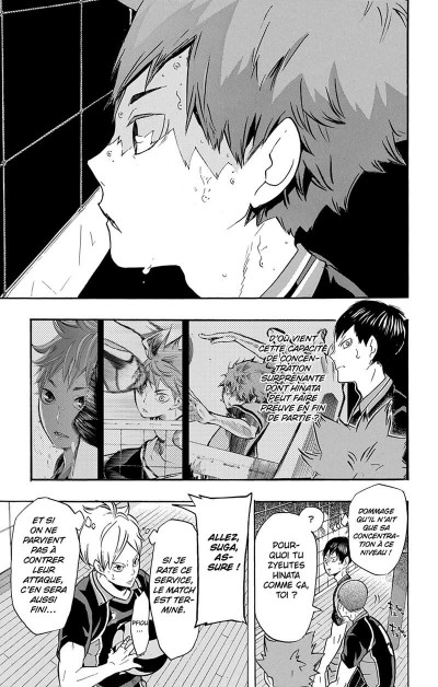Page 8 Haikyu !! - Les as du volley tome 17