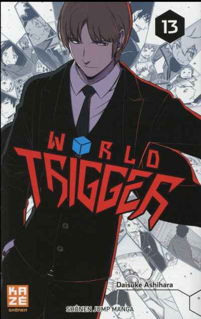 Couverture World trigger tome 13