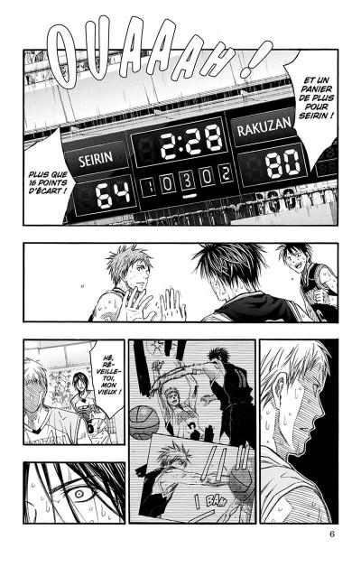 Page 7 Kuroko's basket tome 29