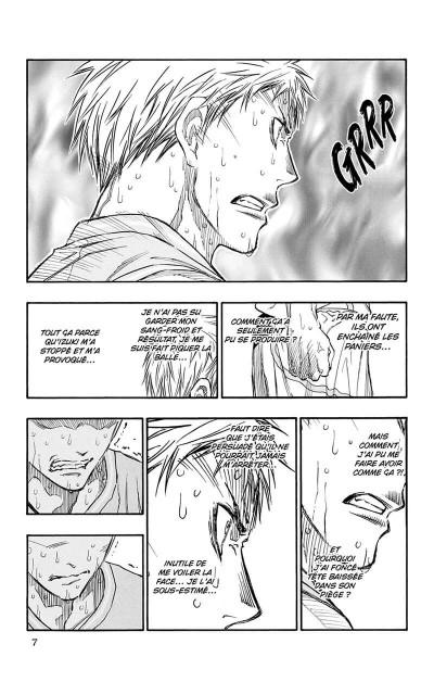 Page 8 Kuroko's basket tome 29