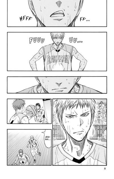 Page 9 Kuroko's basket tome 29